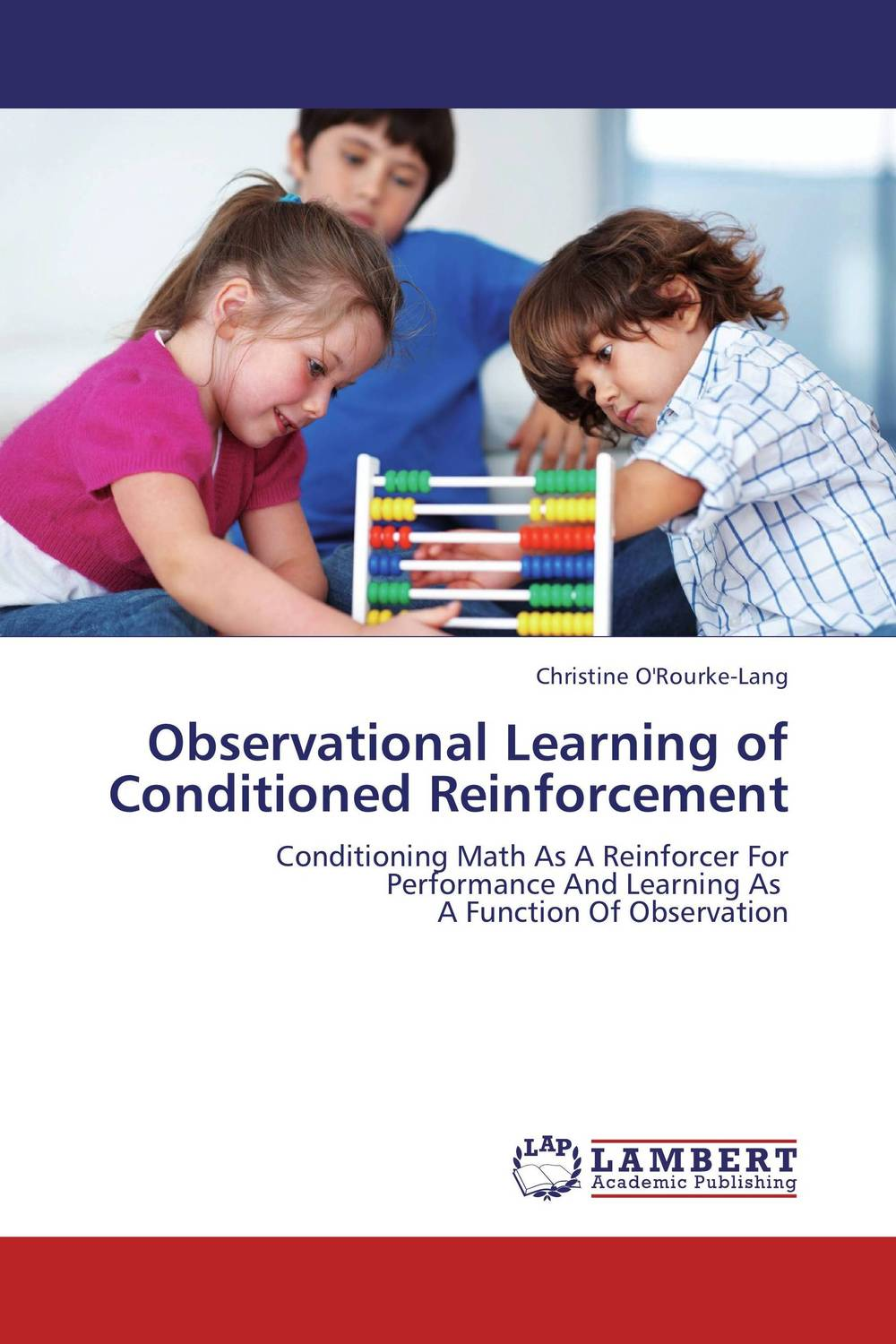 Observational Learning of Conditioned Reinforcement johns hopkins – knowledge for the world