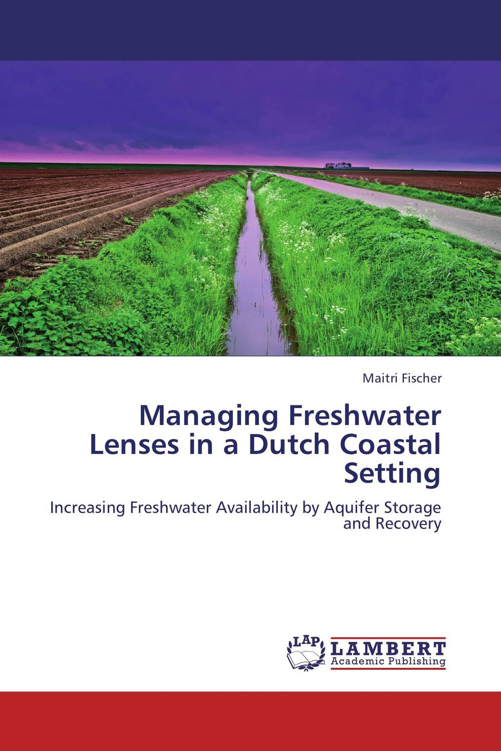 Managing Freshwater Lenses in a Dutch Coastal Setting managing the store