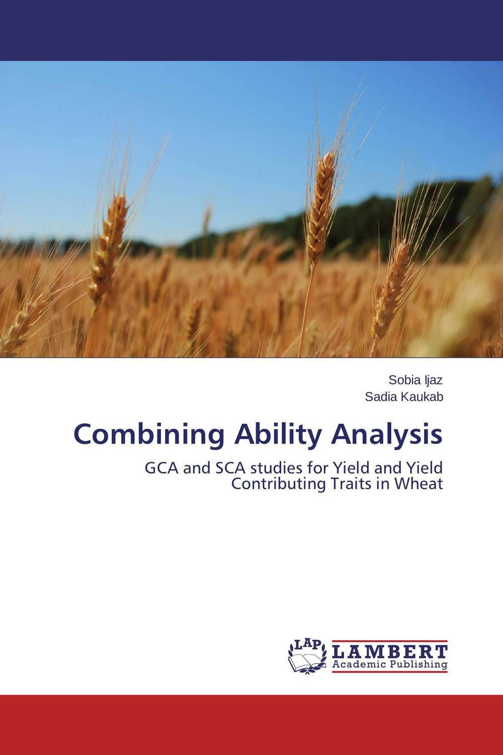 Combining Ability Analysis chemical weed control in wheat triticum aestivum l