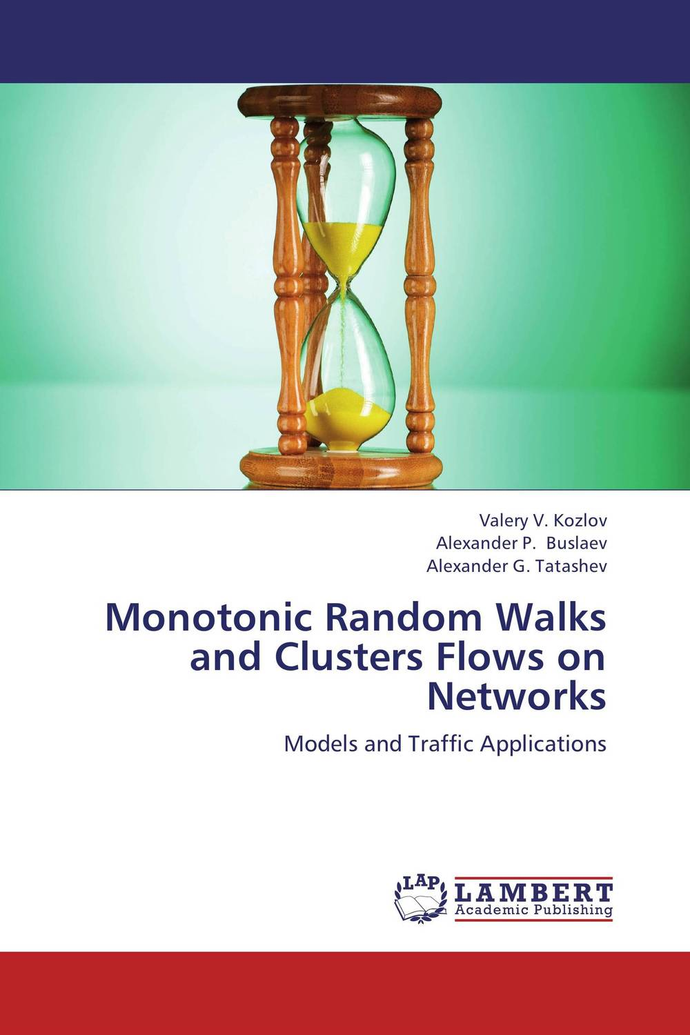 Monotonic Random Walks and Clusters Flows on Networks modeling and evaluation of networks on chip