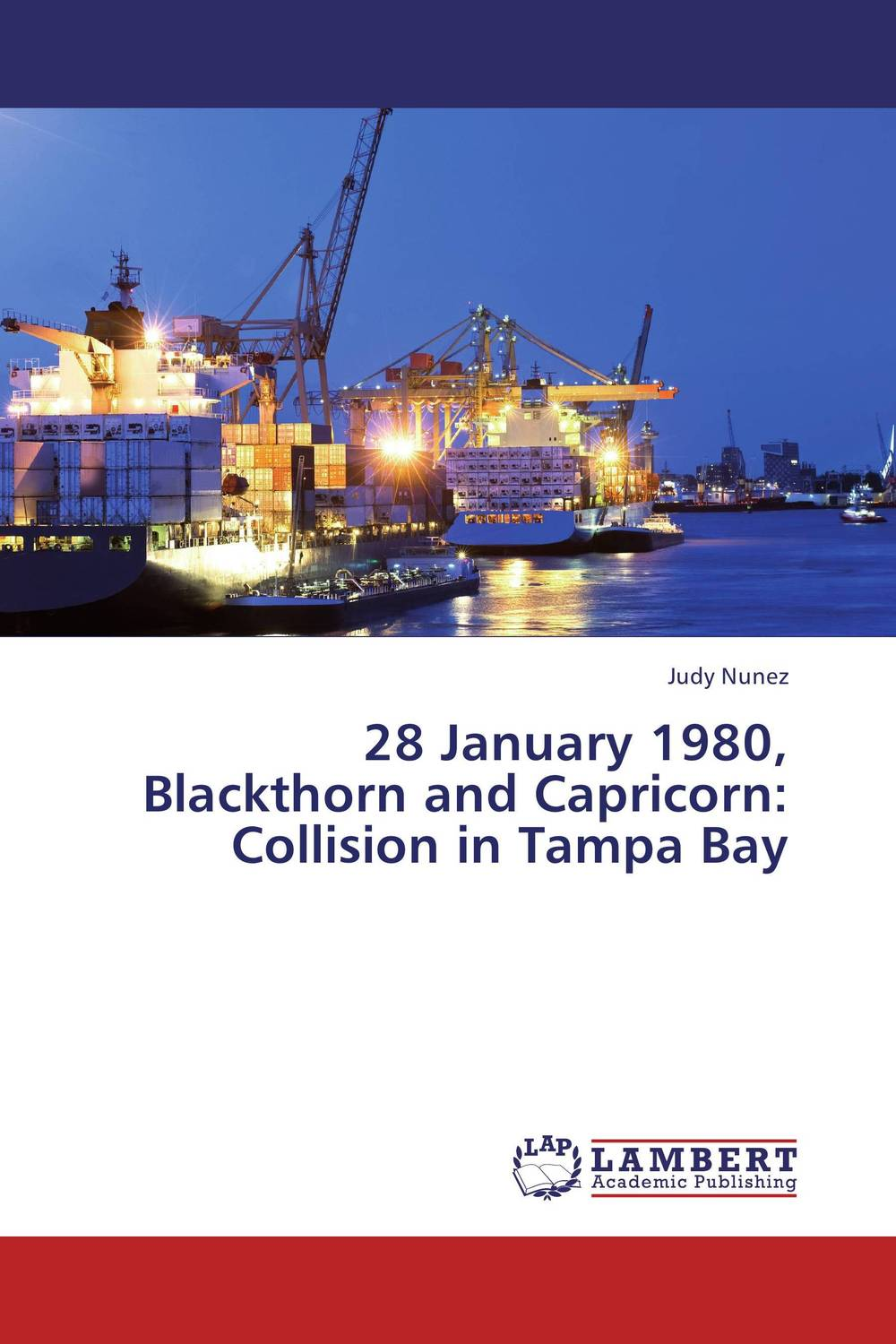 28 January 1980, Blackthorn and Capricorn: Collision in Tampa Bay the white guard