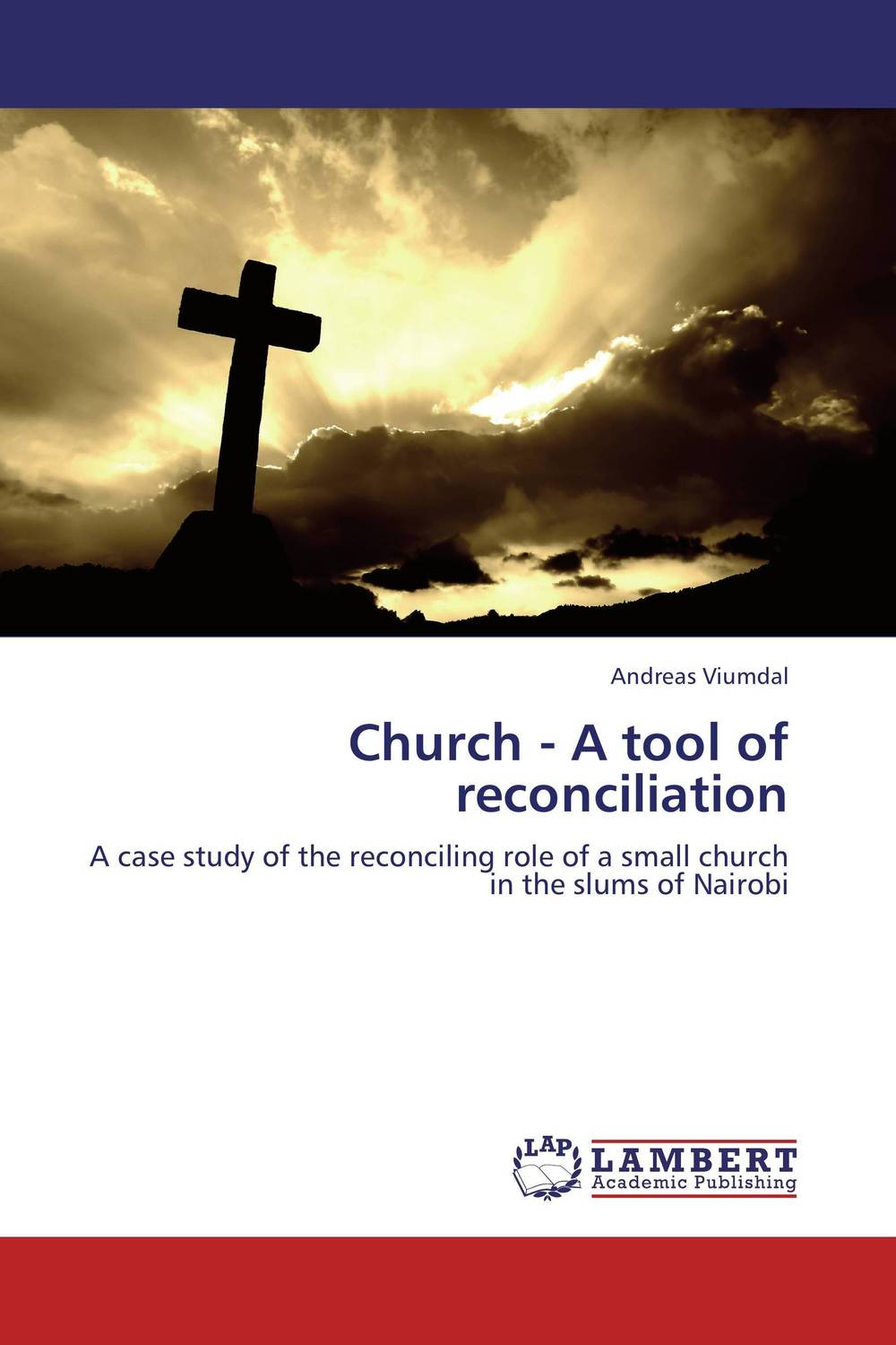 Church - A tool of reconciliation