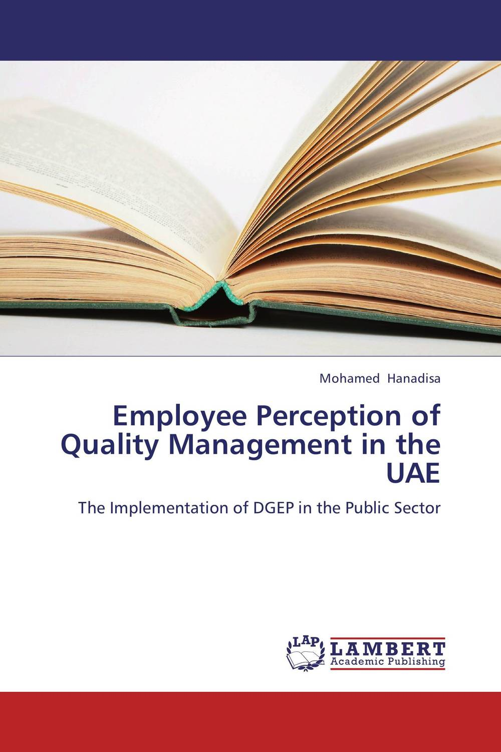 Employee Perception of Quality Management in the UAE quality perception