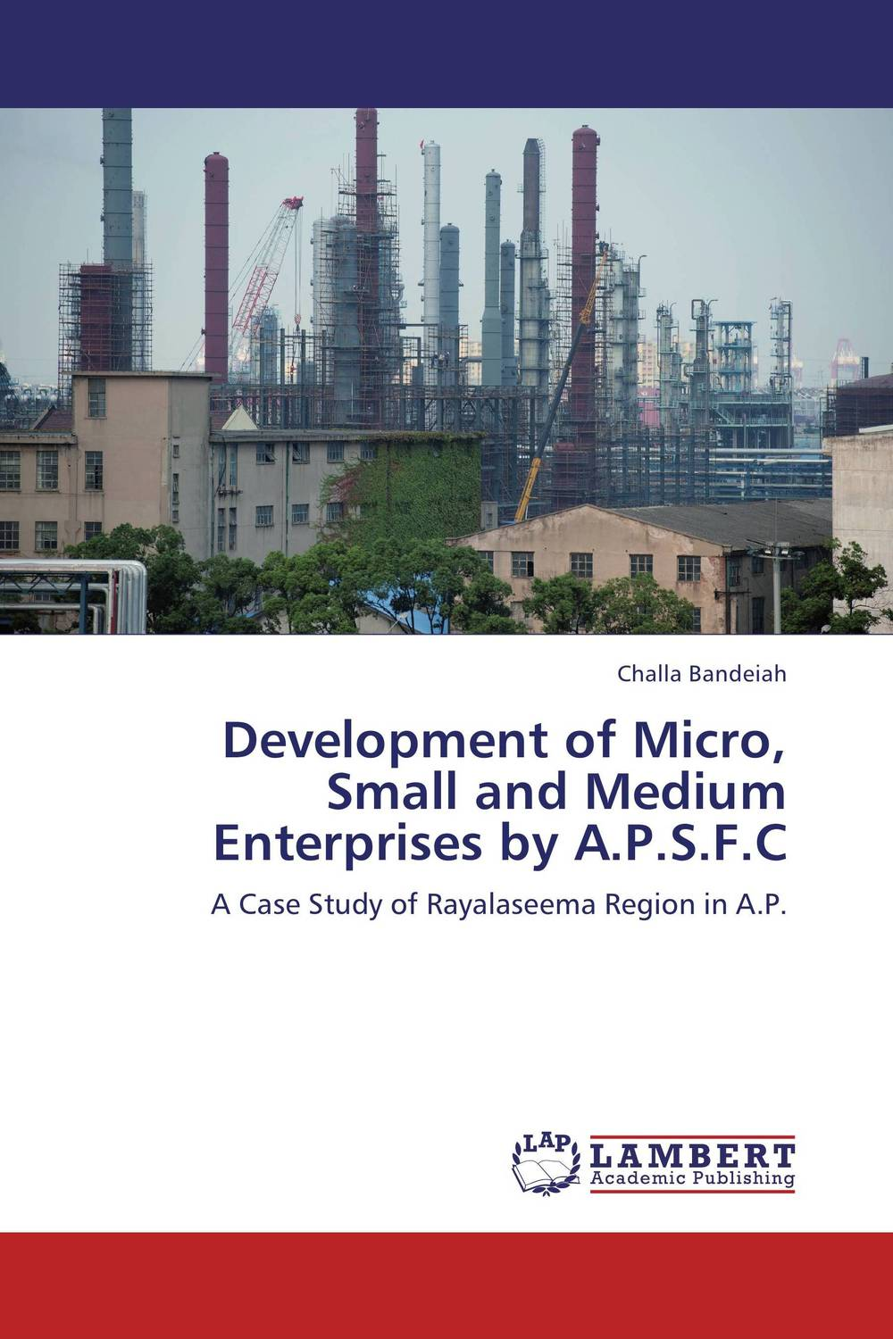 Development of Micro, Small and Medium Enterprises by A.P.S.F.C jaynal ud din ahmed and mohd abdul rashid institutional finance for micro and small entreprises in india