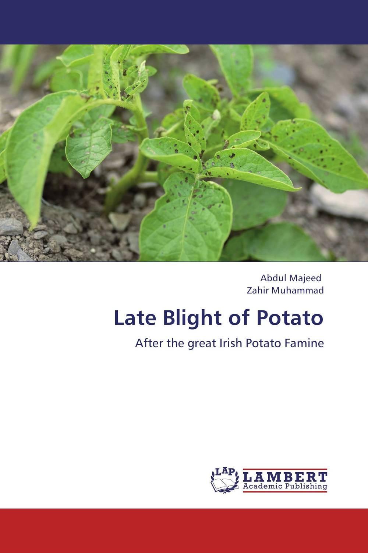 Late Blight of Potato cj stanley late ching finance – hu kuang–yung as an innovator