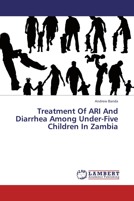 Treatment Of ARI And Diarrhea Among Under-Five Children In Zambia