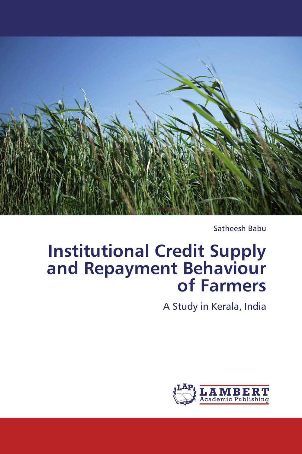 Institutional Credit Supply and Repayment Behaviour of Farmers nagasa dida zewdie birhanu and dejen tilahun determinants of institutional delivery among antenatal care followers