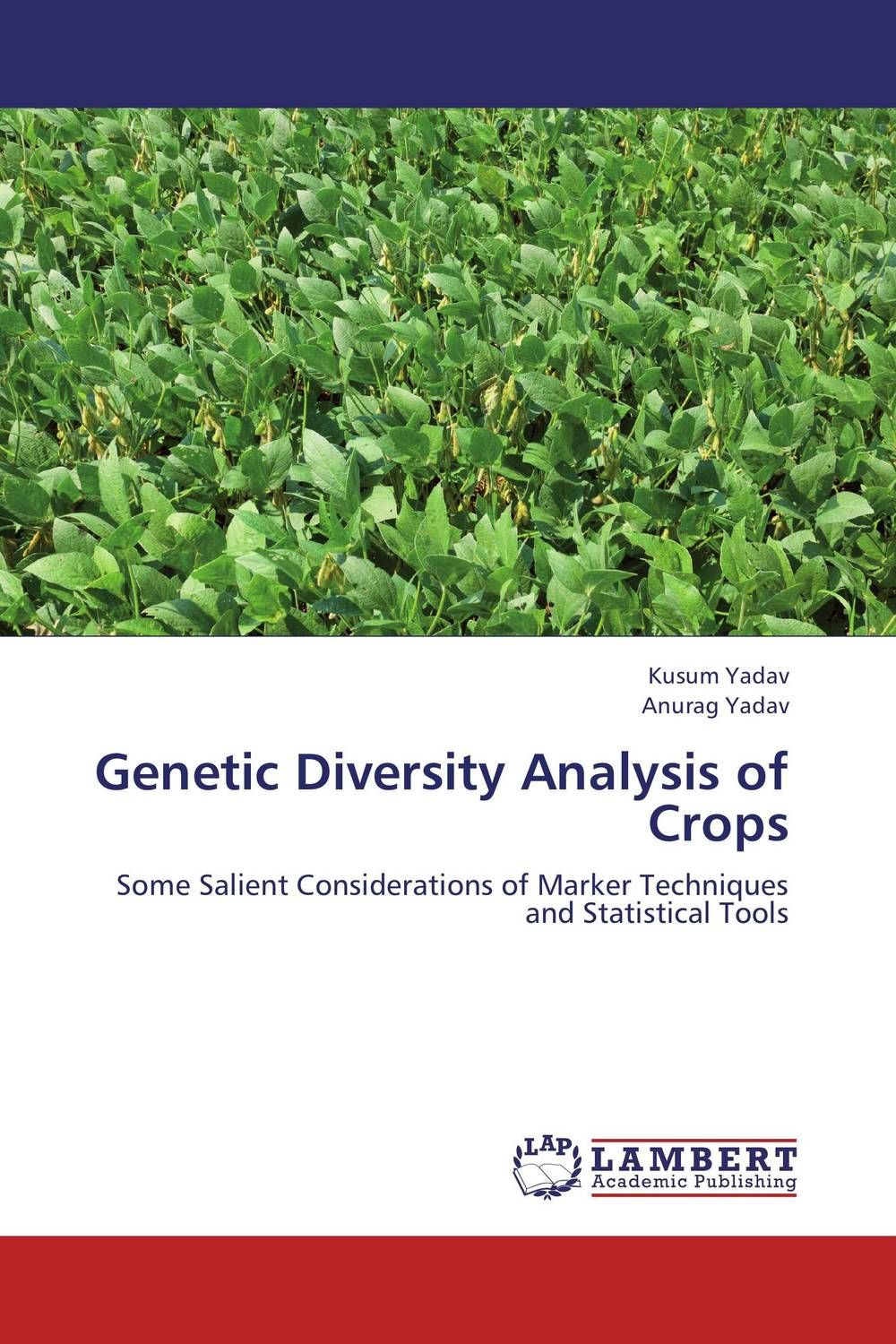 Genetic Diversity Analysis of Crops купить