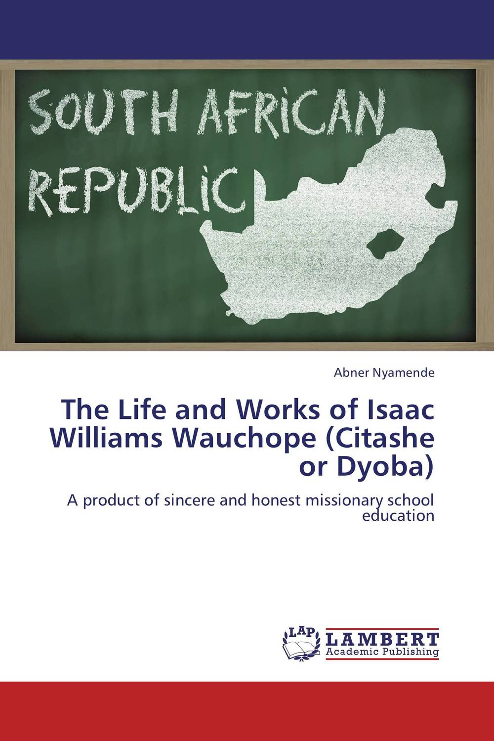 The Life and Works of Isaac Williams Wauchope (Citashe or Dyoba) free shipping 10pcs lot 34071 mc34071 sop 8 new original