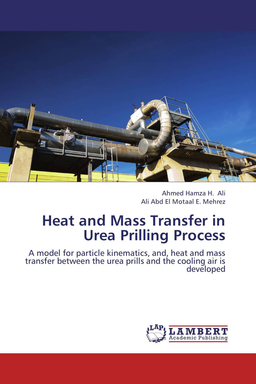 Heat and Mass Transfer in Urea Prilling Process heat and mass transfer studies on different leather materials