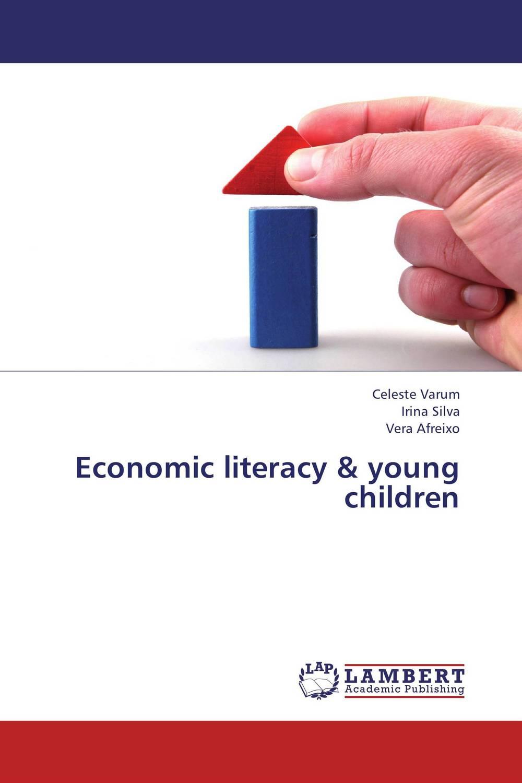 Economic literacy &  young children шланг садовый economic трехслойный 1 20м