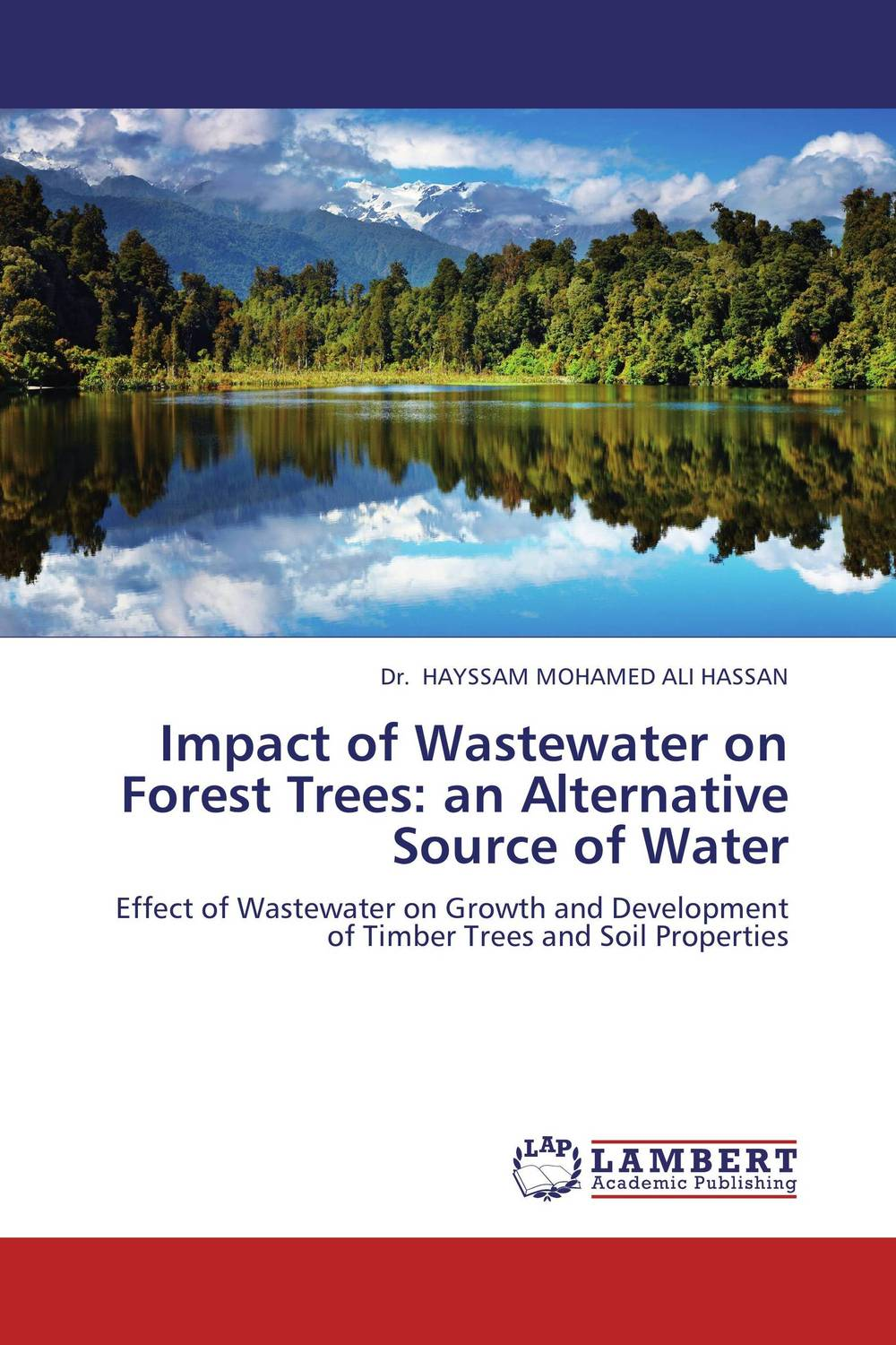 Impact of Wastewater on Forest Trees: an Alternative Source of Water the trees trees the garden of jane delawney lp