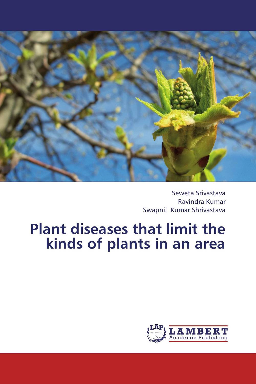 Plant diseases that limit the kinds of plants in an area