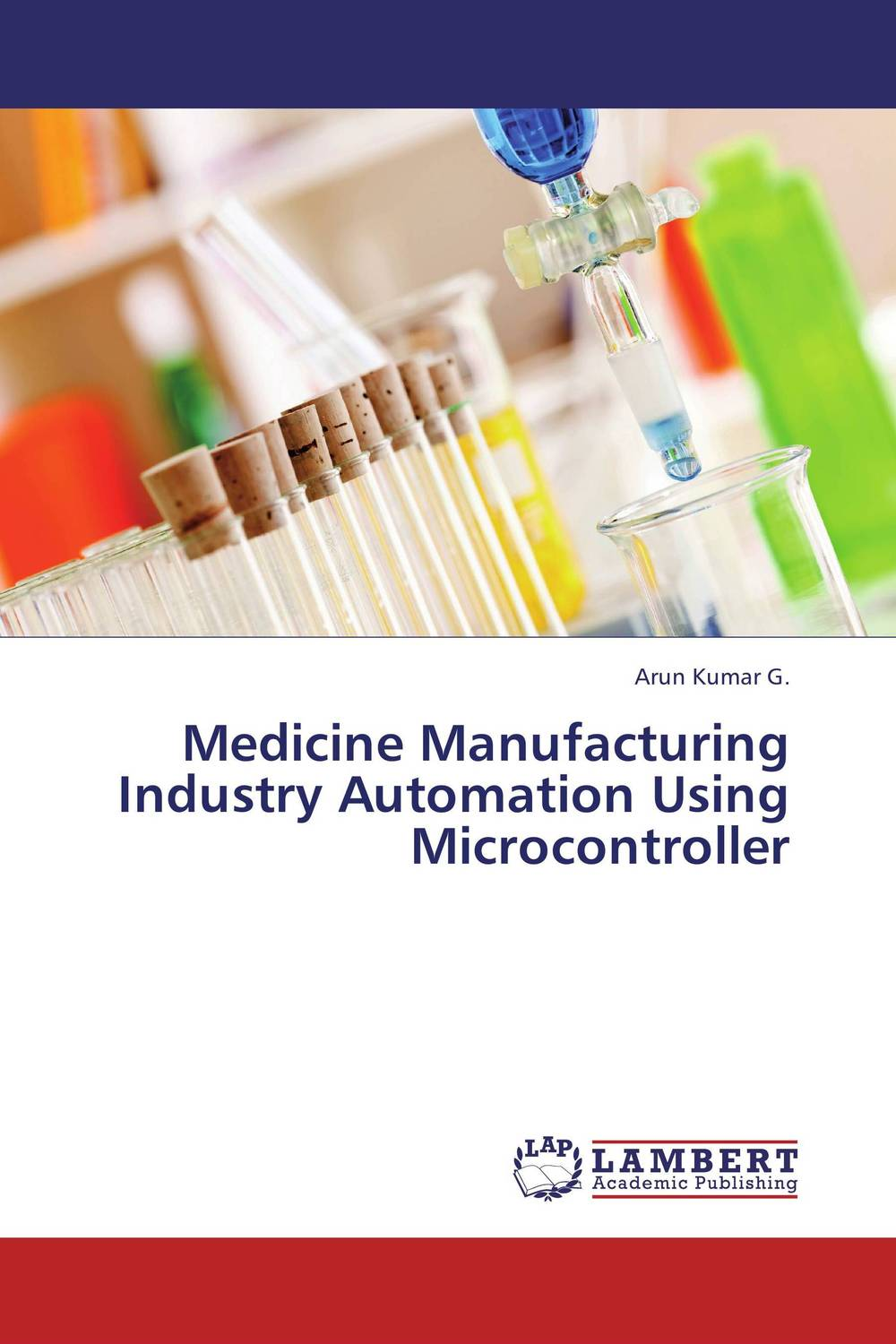 Medicine Manufacturing Industry Automation Using Microcontroller vinod kumar adigopula rakesh kumar and sunny deol guzzarlapudi overlay design of low volume road using light weight deflectometer