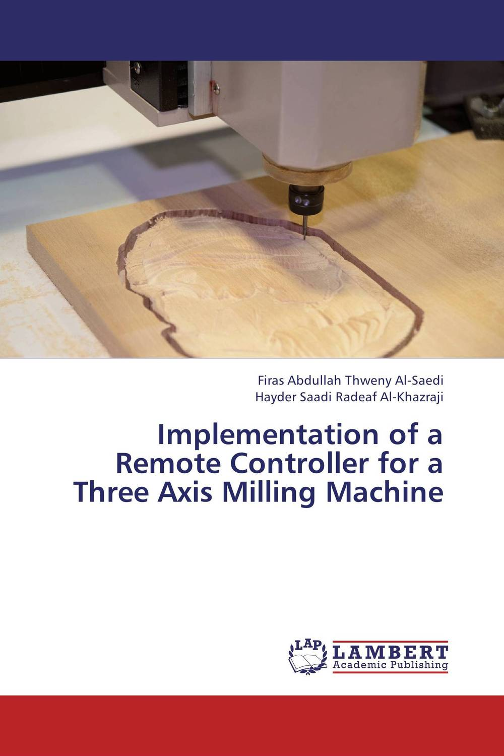 Implementation of a Remote Controller for a Three Axis Milling Machine implementation of a remote controller for a three axis milling machine