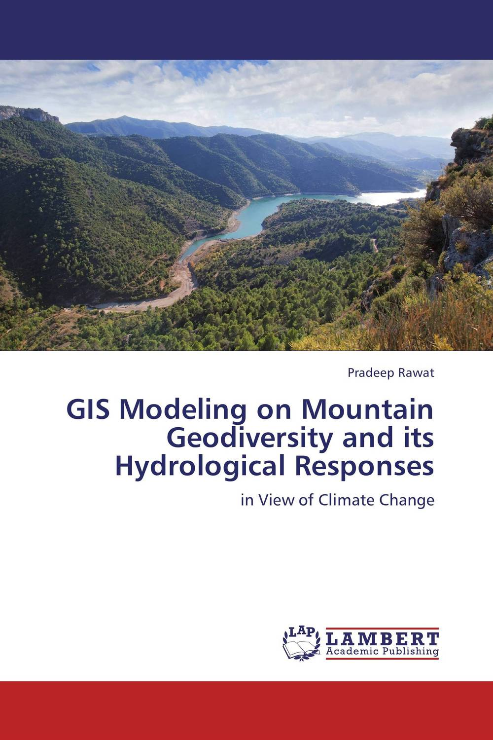GIS Modeling on Mountain Geodiversity and its Hydrological Responses database modeling and design