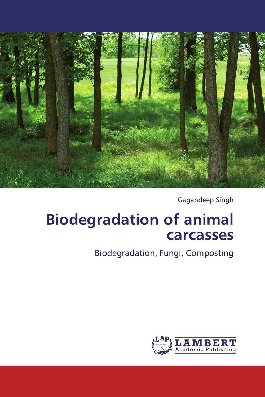 Biodegradation of animal carcasses
