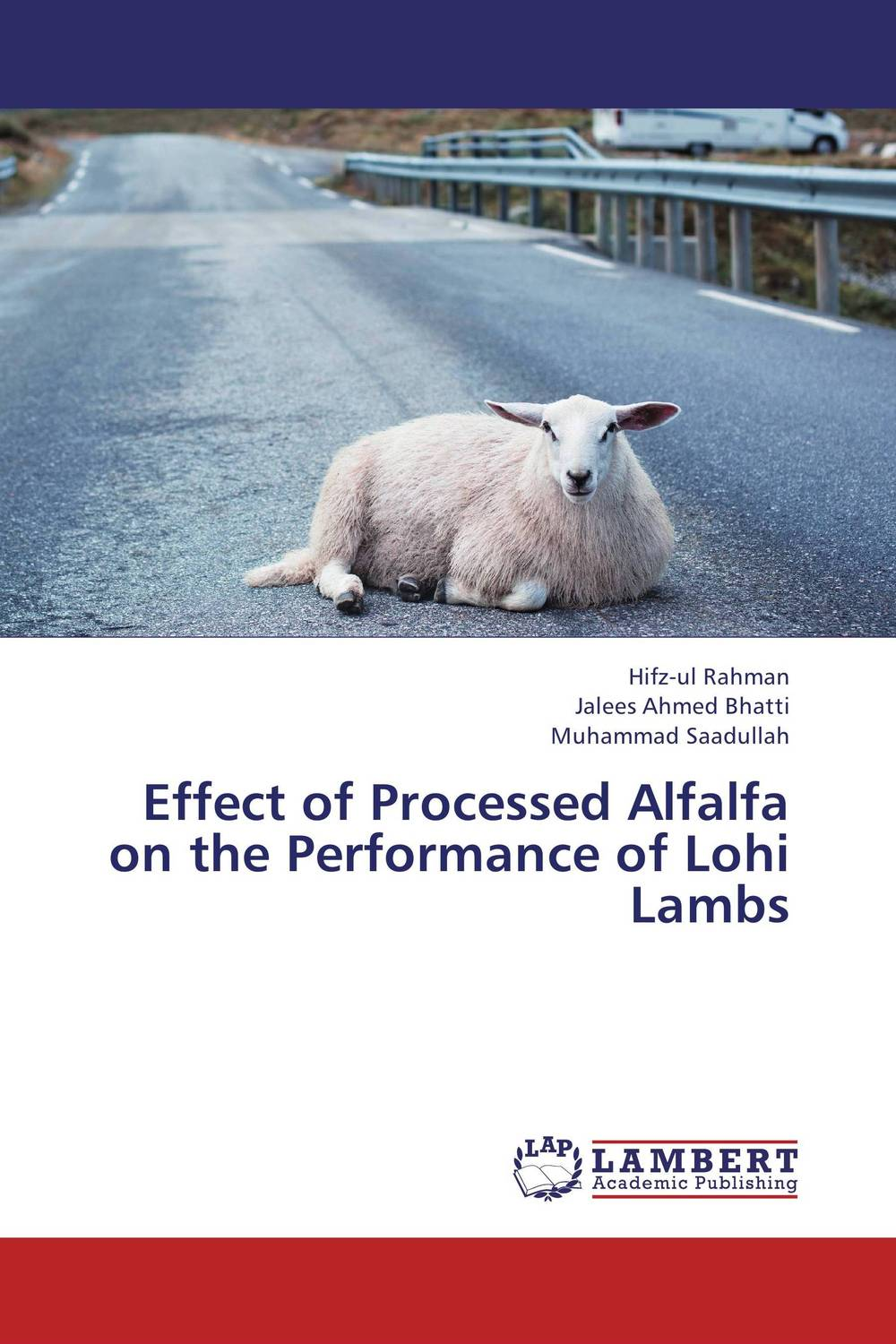Effect of Processed Alfalfa on the Performance of Lohi Lambs купить