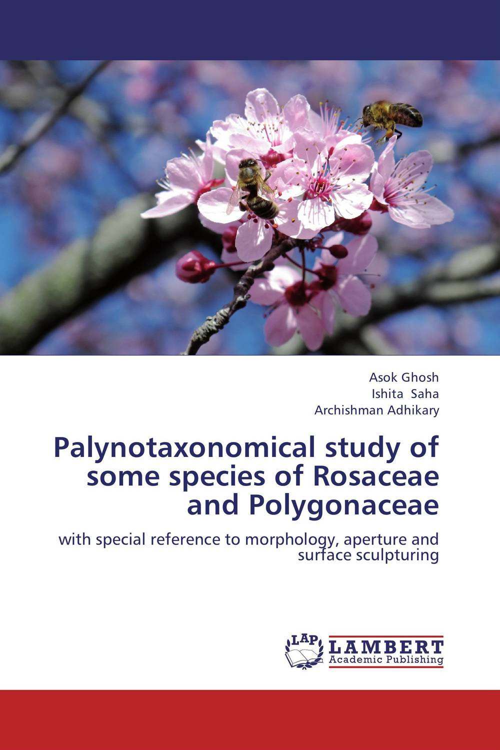 Palynotaxonomical study of some species of Rosaceae and Polygonaceae airborne pollen allergy