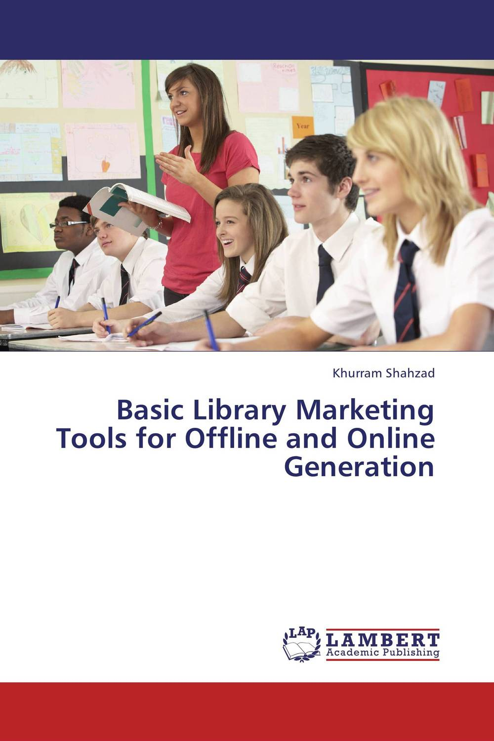 Basic Library Marketing Tools for Offline and Online Generation peppa goes to the library
