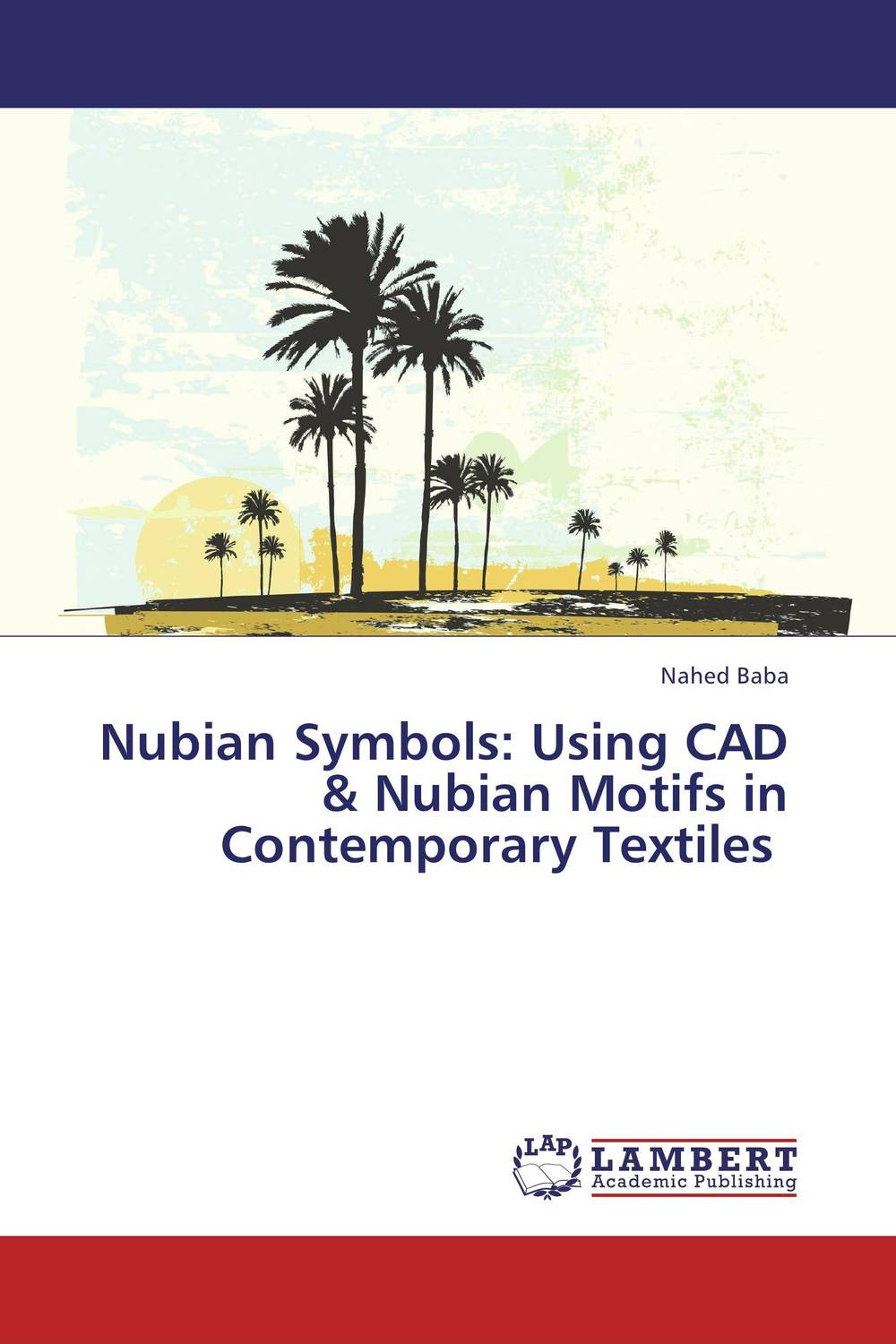 Nubian Symbols: Using CAD & Nubian Motifs in Contemporary Textiles