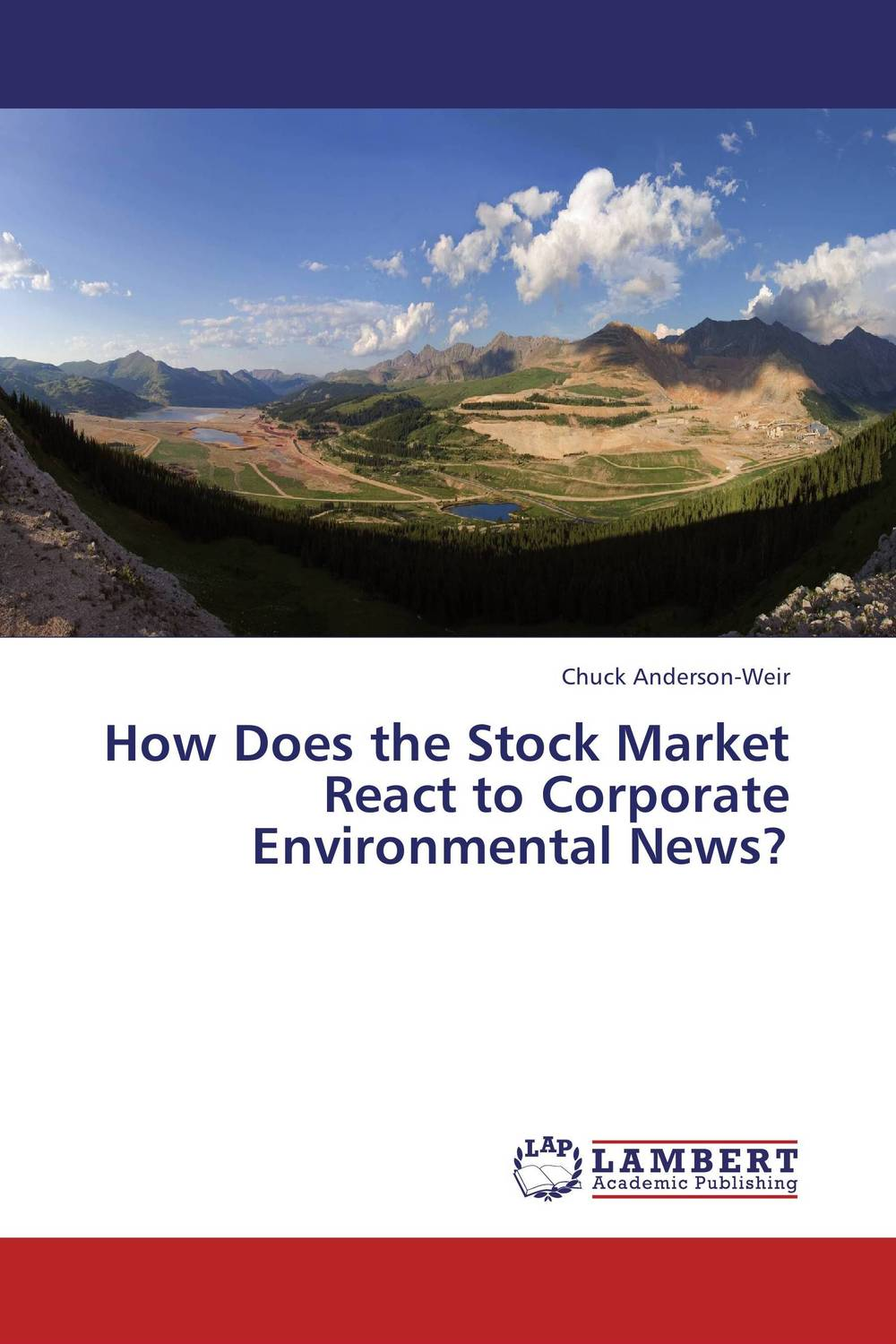 How Does the Stock Market React to Corporate Environmental News? abnormal psychology 4e