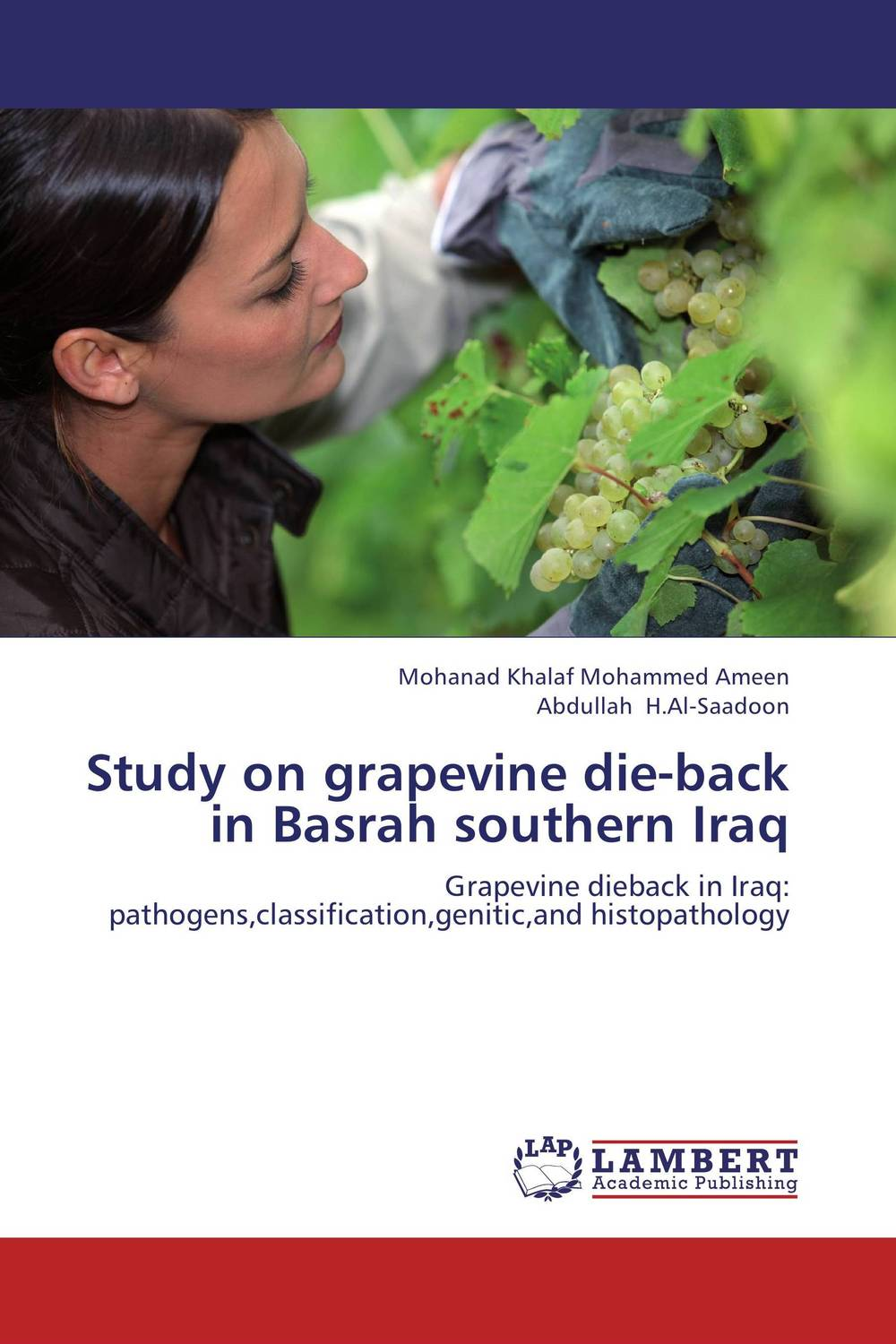 Study on grapevine die-back in Basrah southern Iraq investigation on the pathogenicity of fungus against agonoscelis sp