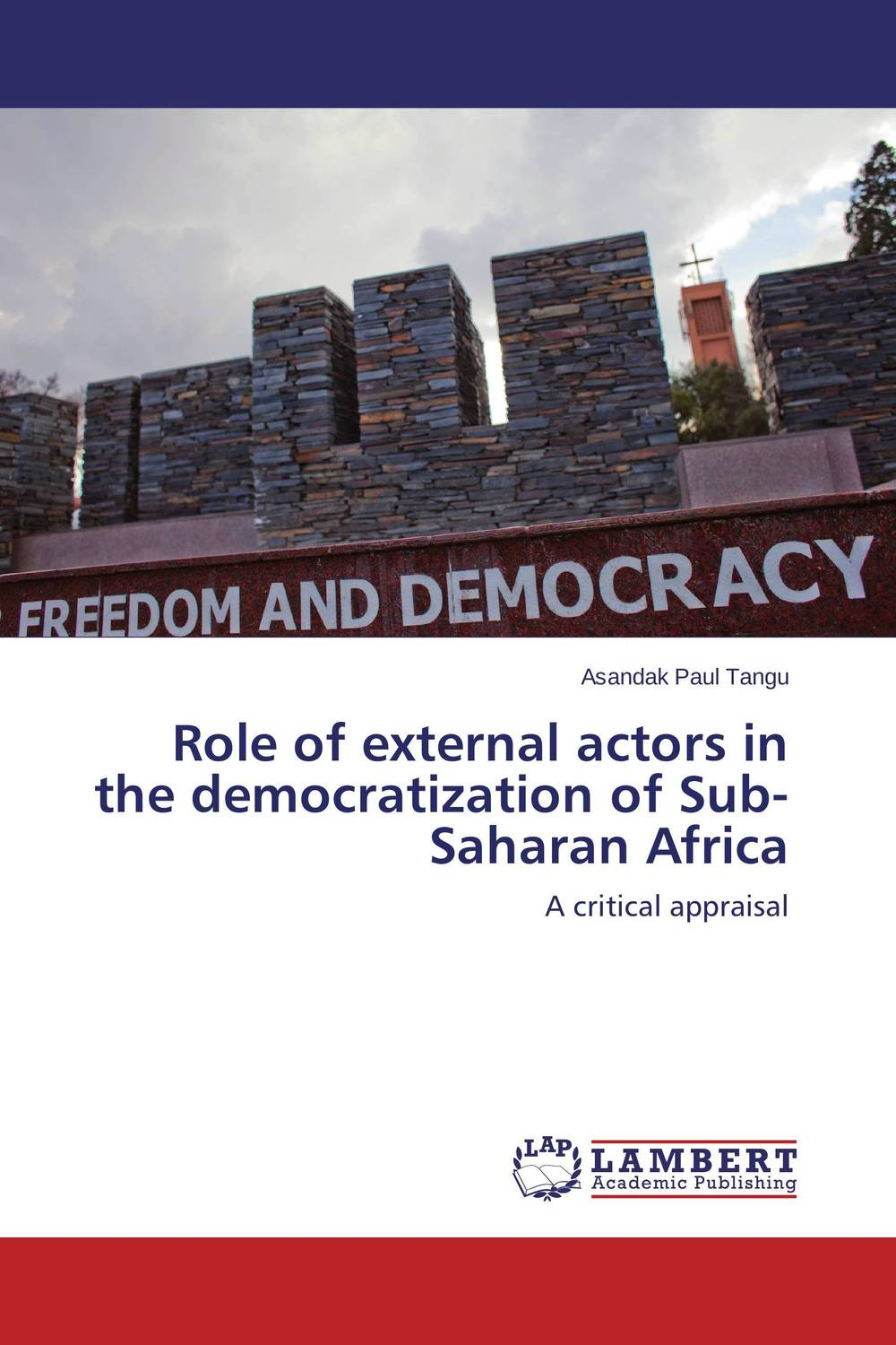 купить Role of external actors in the democratization of Sub-Saharan Africa недорого