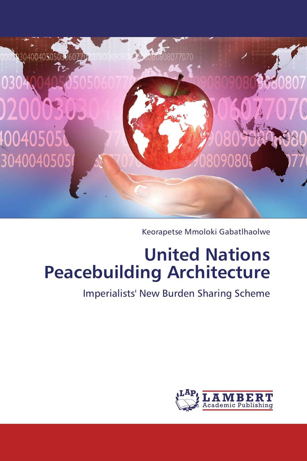 United Nations Peacebuilding Architecture godfrey sempungu sharing the burden