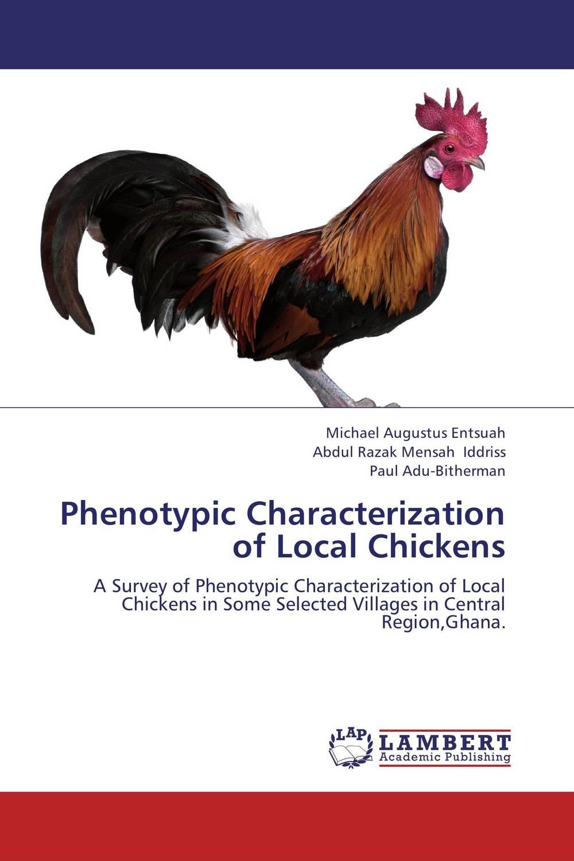 Phenotypic Characterization of Local Chickens mohsanath fatema islam and md mohan mia phenotypic characterization of indigenous goose