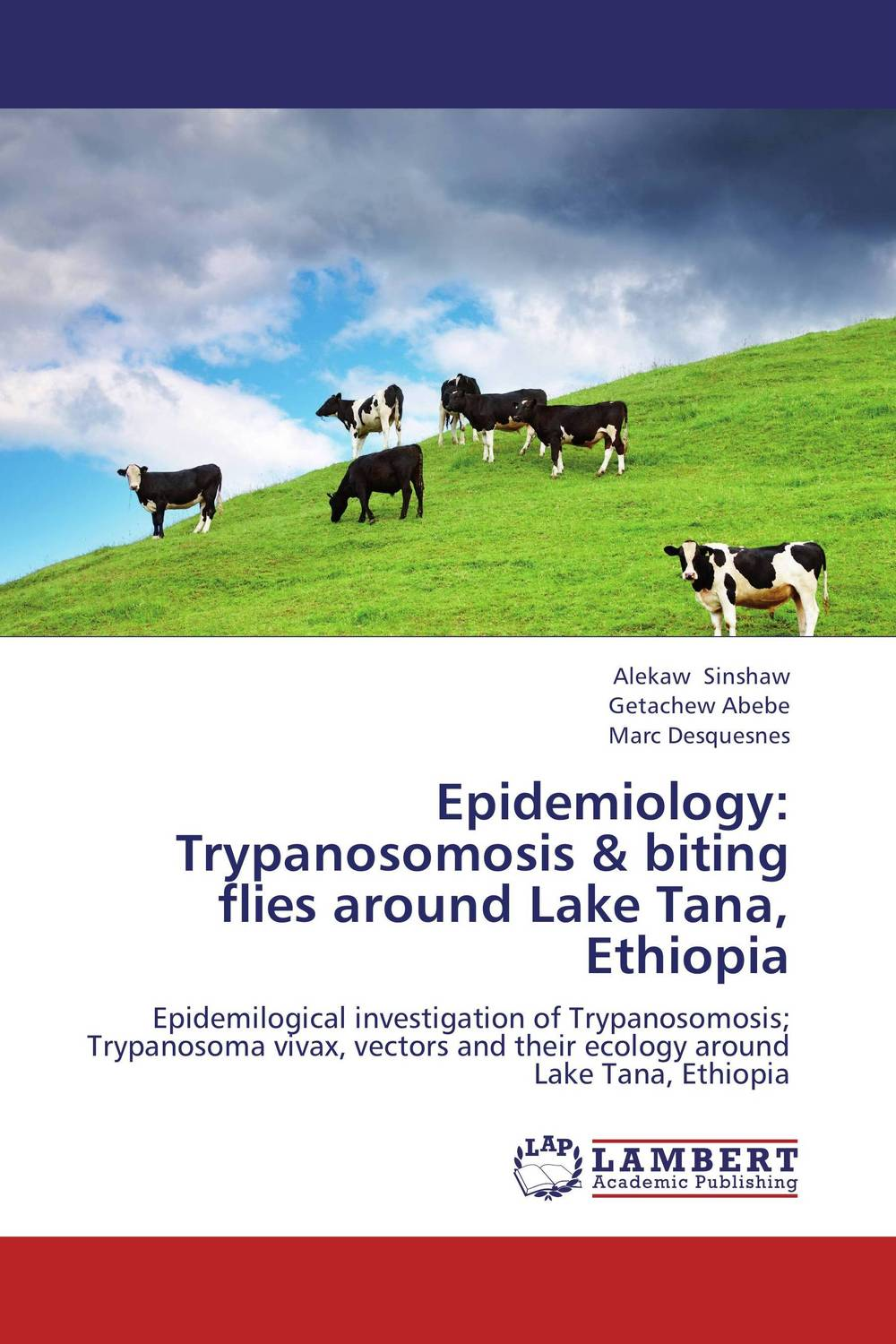Epidemiology: Trypanosomosis & biting flies around Lake Tana, Ethiopia посуда tramp trc 038 чайник
