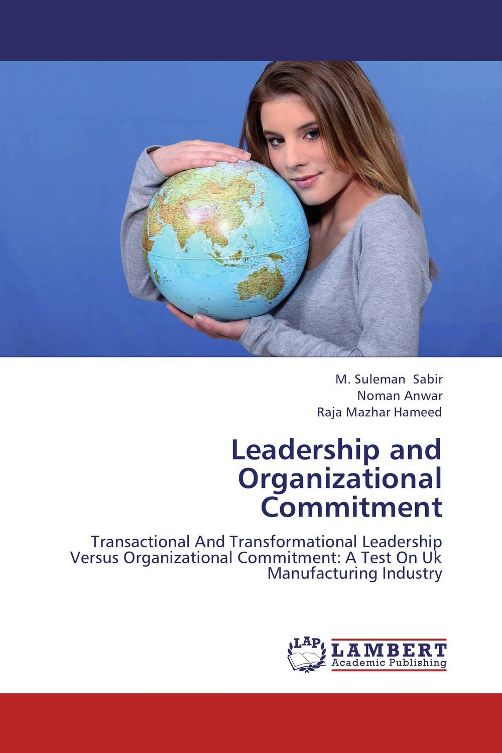 Leadership and Organizational Commitment купить
