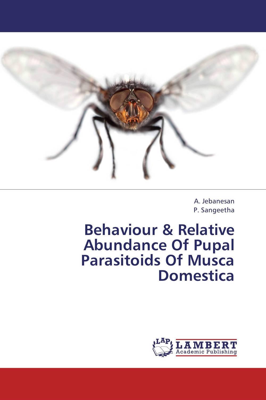 Behaviour & Relative Abundance Of Pupal Parasitoids Of Musca Domestica species composition and abundance of molluscs along karachi shores