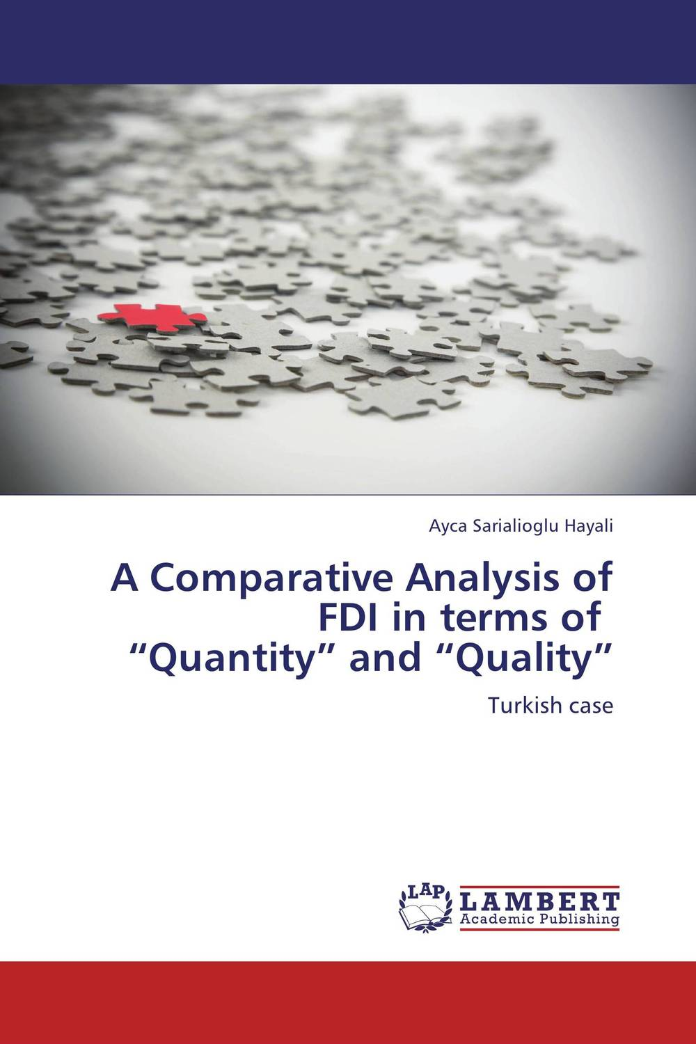 "A Comparative Analysis of FDI in terms of   ""Quantity"" and ""Quality"" financial appraisal and comparative analysis of icici bank ltd"