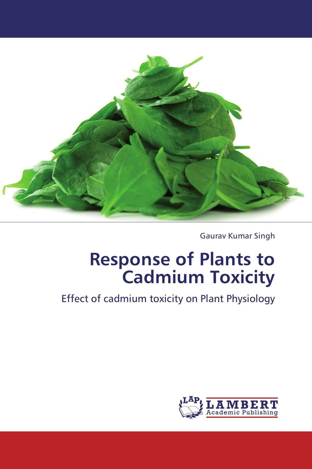 Response of Plants to Cadmium Toxicity cadmium from earth crust to fish tissues