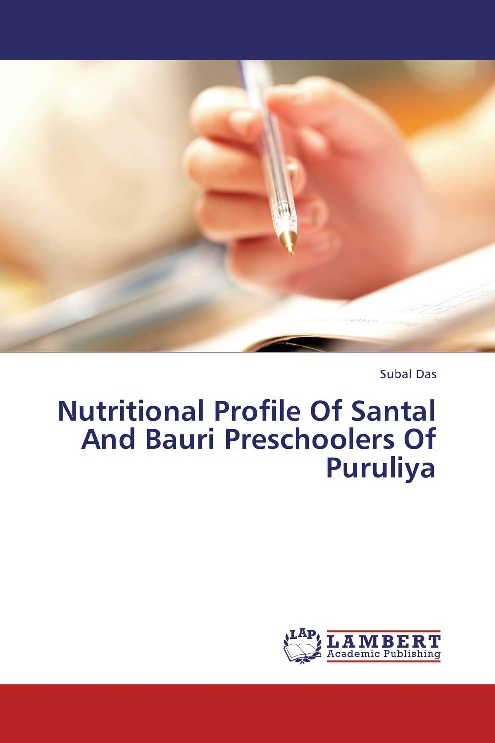 Nutritional Profile Of Santal And Bauri Preschoolers Of Puruliya