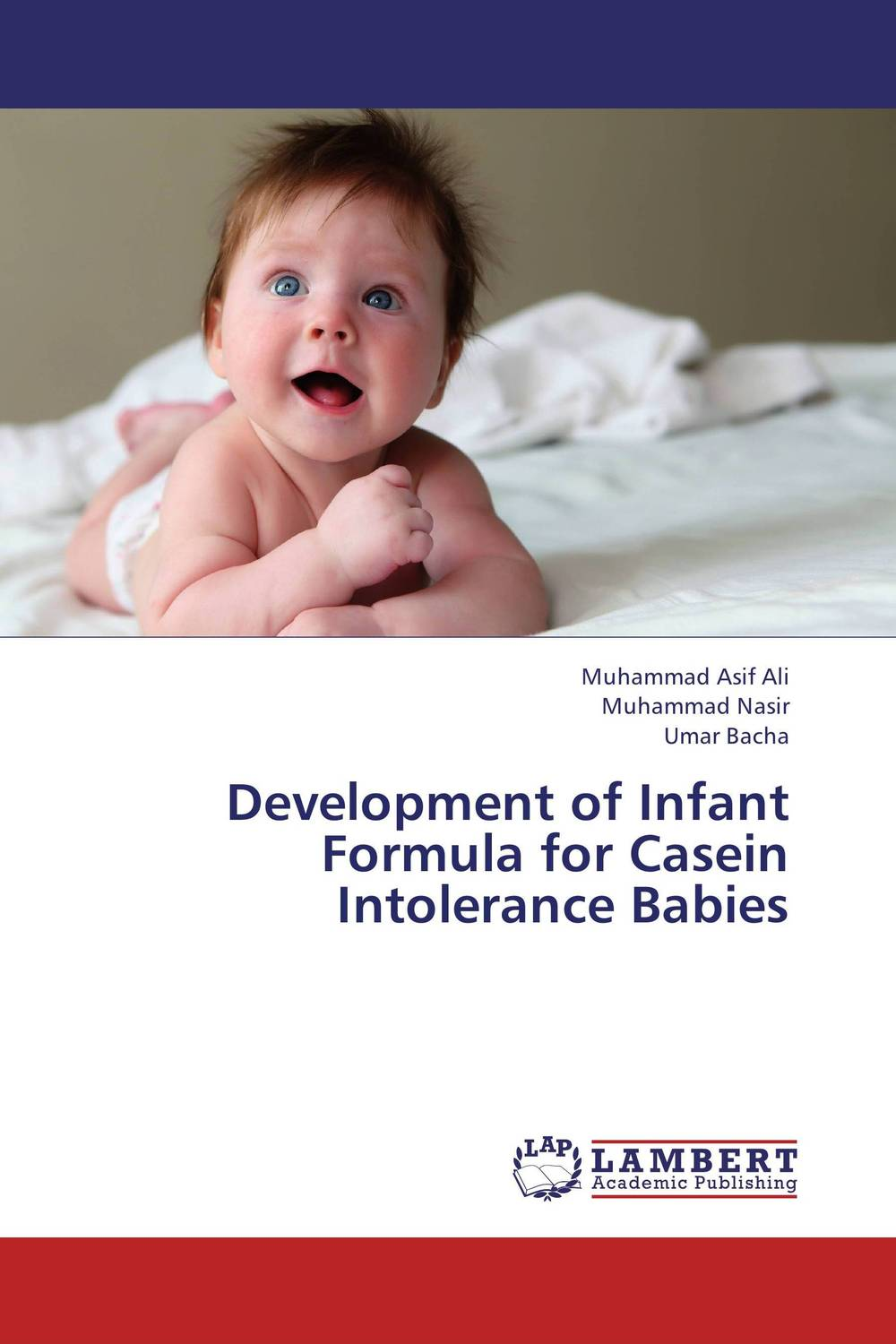 Development of Infant Formula for Casein Intolerance Babies купить