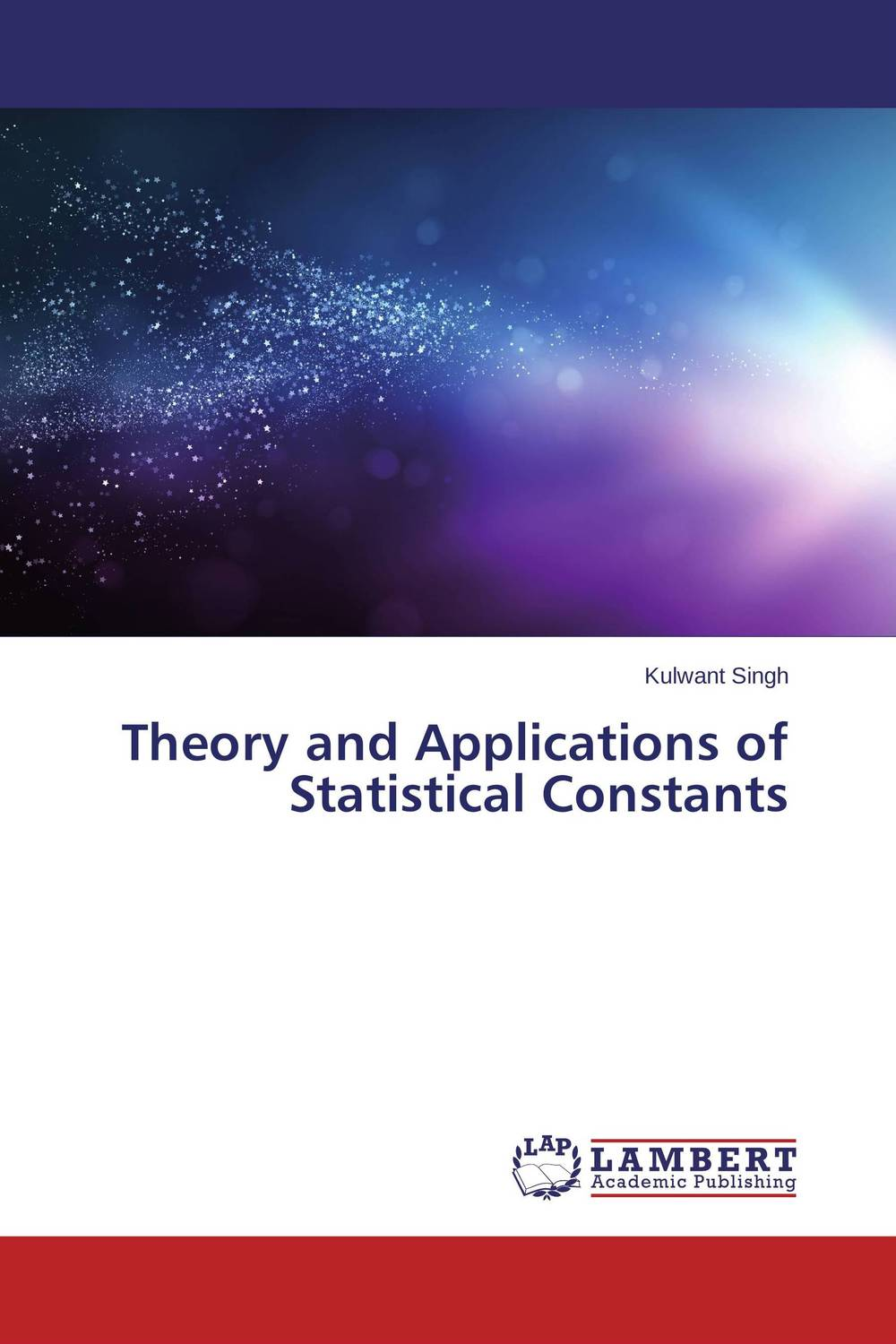 Theory and Applications of Statistical Constants