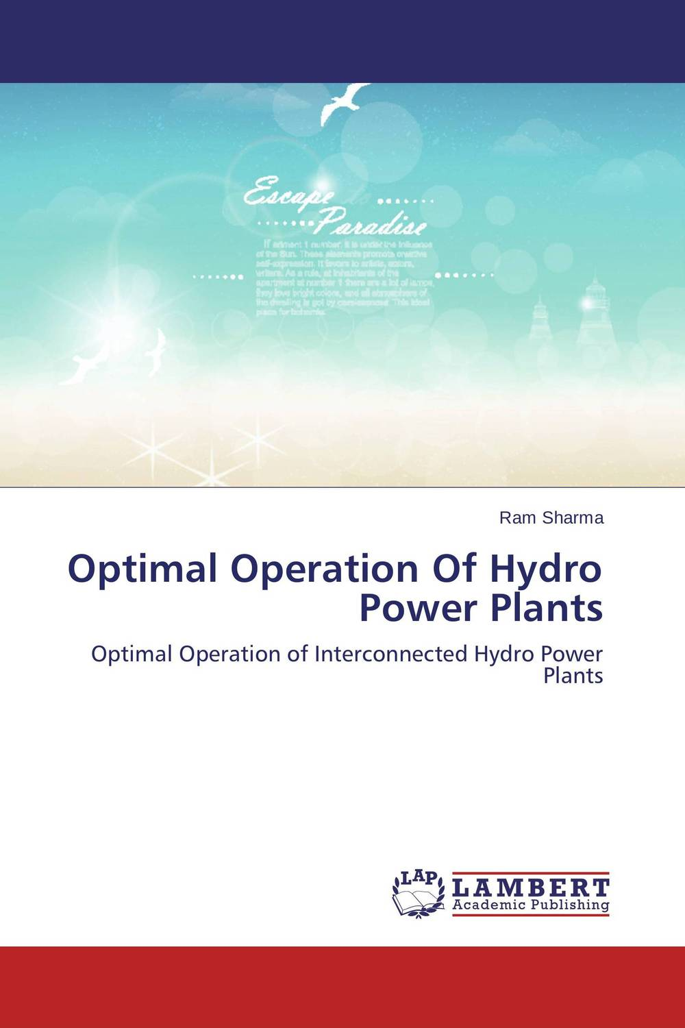 Optimal Operation Of Hydro Power Plants