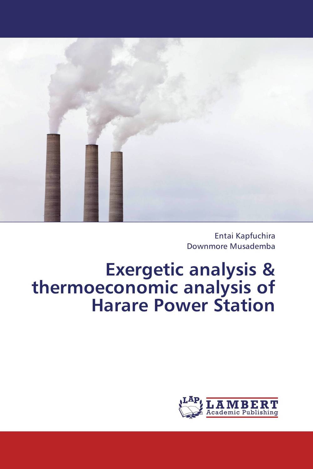Exergetic analysis & thermoeconomic analysis of Harare Power Station practical approach to exergy and thermoeconomic analyses of industrial processes