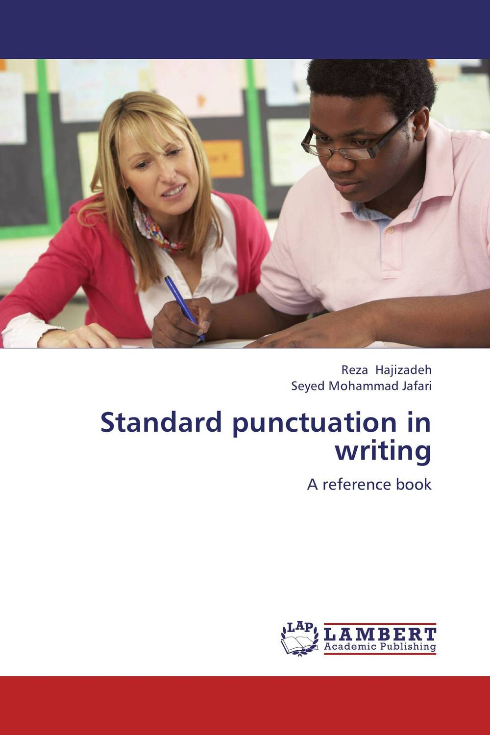 Standard punctuation in writing