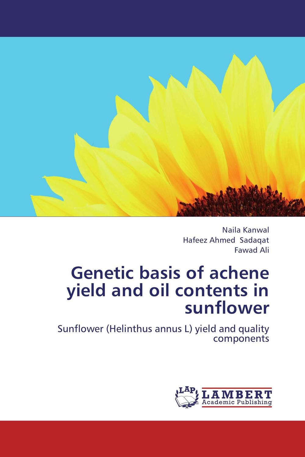 цена на Genetic basis of achene yield and oil contents in sunflower