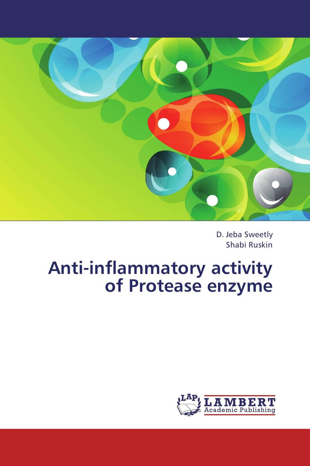 Anti-inflammatory activity of Protease enzyme alkaline protease production under solid state fermentation