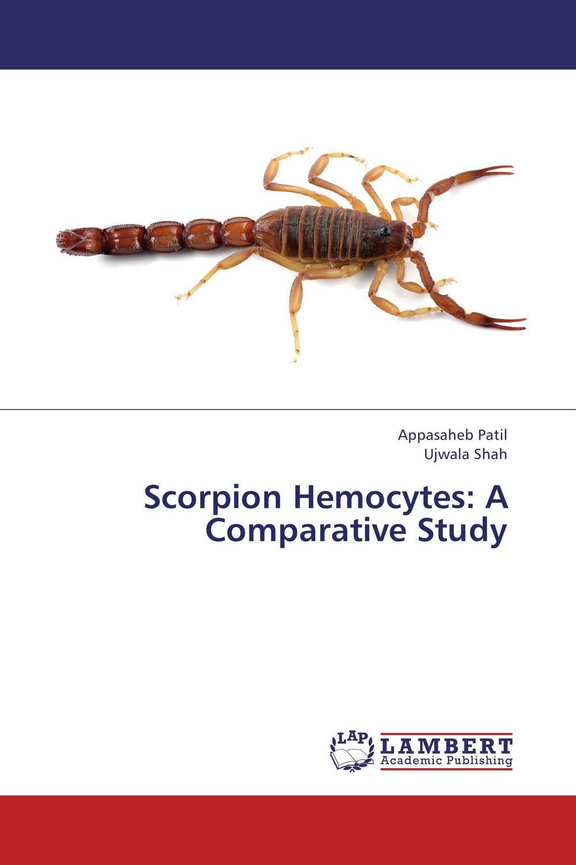 Scorpion Hemocytes: A Comparative Study review of genus cotugnia diamare from maharashtra