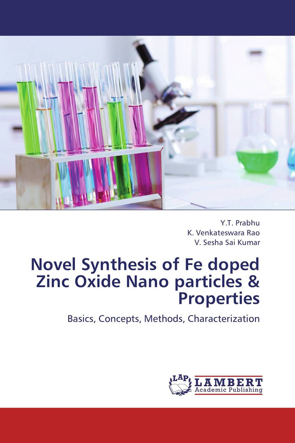 Novel Synthesis of Fe doped Zinc Oxide Nano particles & Properties the lonely polygamist – a novel