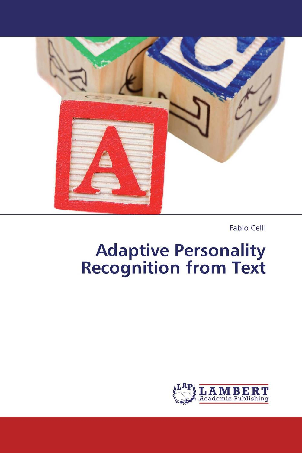 Adaptive Personality Recognition from Text personality traits