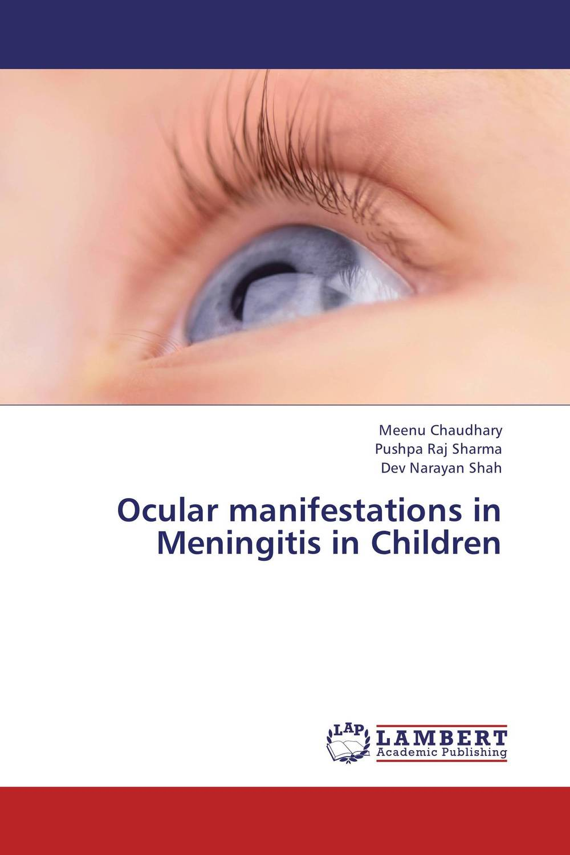 Ocular manifestations in Meningitis in Children