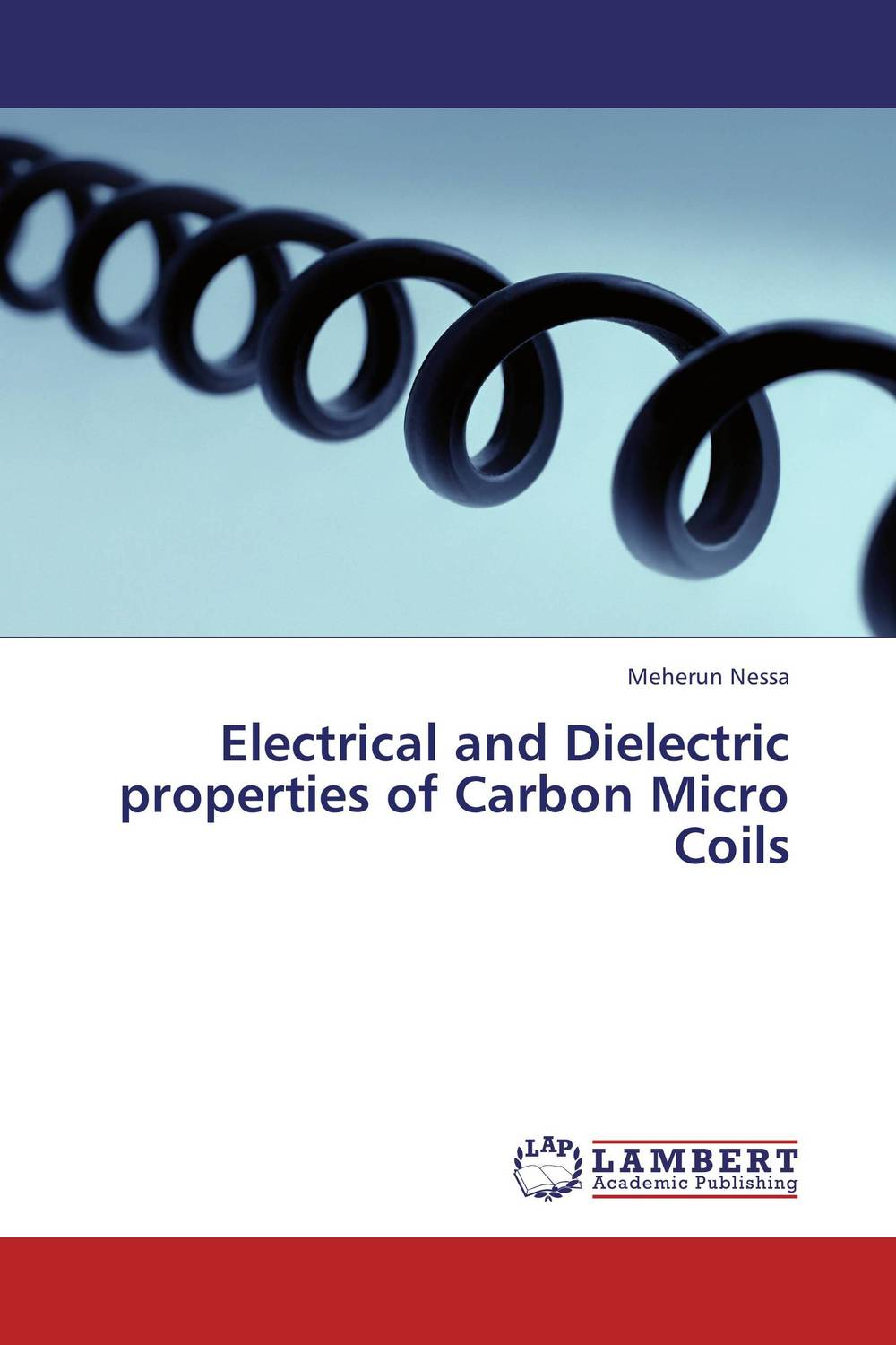 Electrical and Dielectric properties of Carbon Micro Coils juan martinez vega dielectric materials for electrical engineering