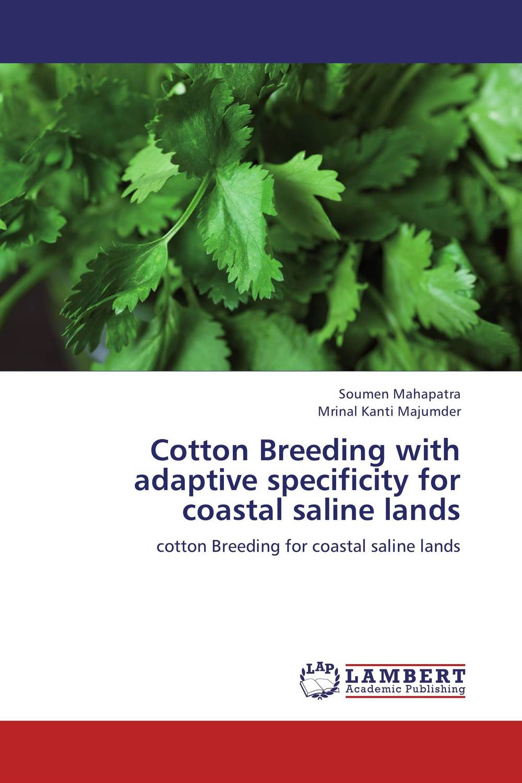 Cotton Breeding with adaptive specificity for coastal saline lands beekeeping breeding queen breeding tools queen marking bottle
