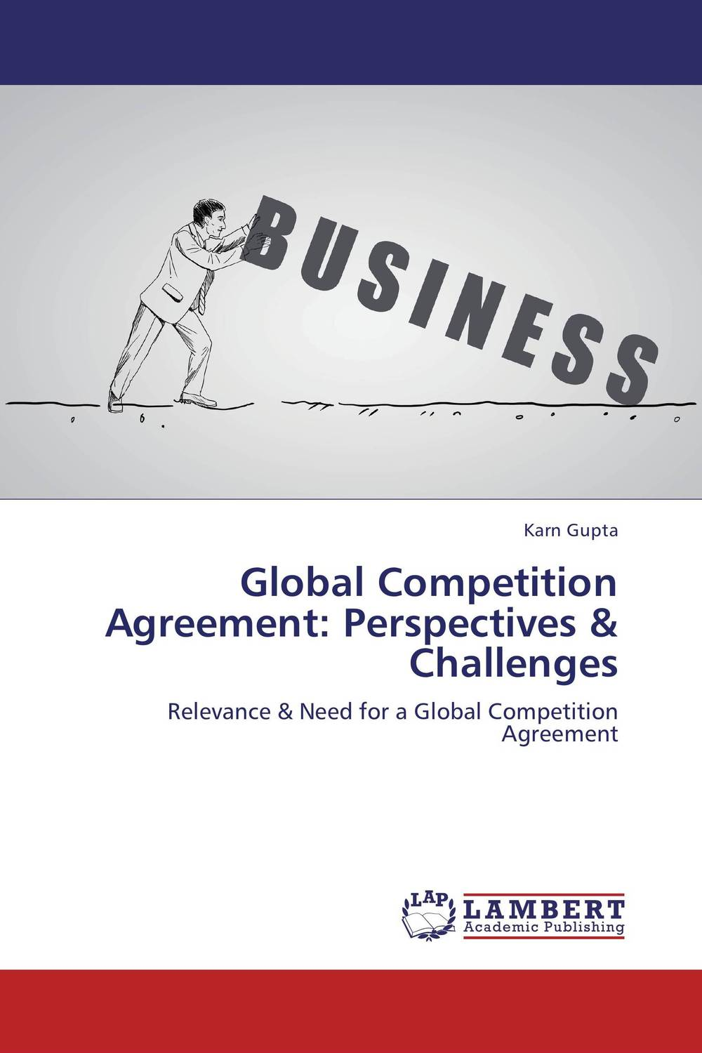 Global Competition Agreement: Perspectives & Challenges